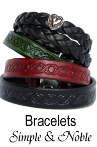 Bracelets Simple & Noble