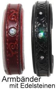 Armbänder mit Edelsteinen