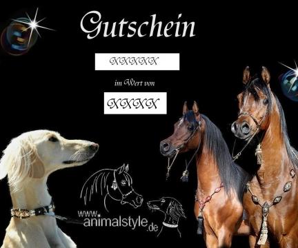 Animal Style® Gutschein