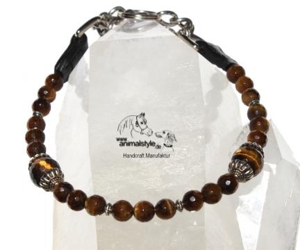 Beads Tiger Eyes