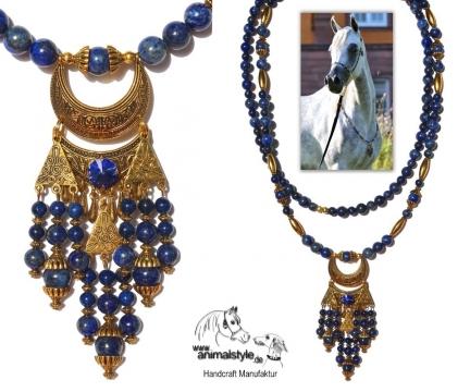 Vorderzeug Lapis Lazuli